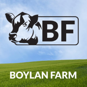 image of farm logo design in colour