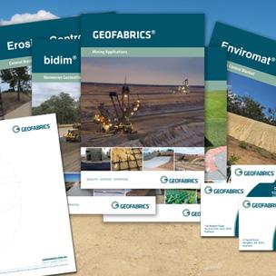 Geofabrics – Branding