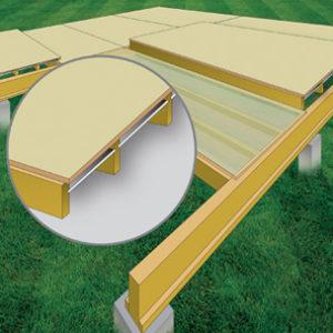 Illustration of Timber Flooring