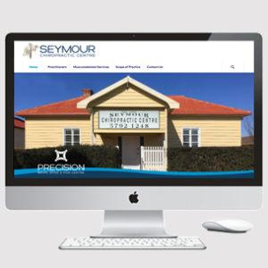 Website design for Chiropractic practice