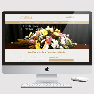Brember Family Funerals   Funeral Home Website