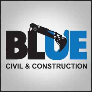 Civil and Construction Logo