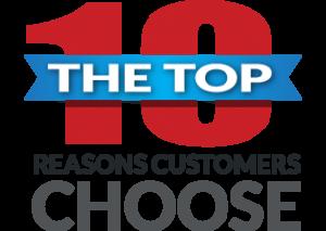 image of top ten logo design reasons to choose Red Rocket Creative