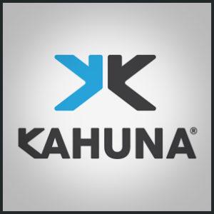 image of kahuna logo design