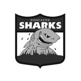 Doncaster Sharks Football Club Logo