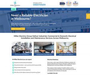 Miller electrics group